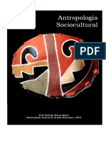 Antropologia Sociocultural. Rodrigo Simas Aguiar