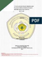 Relayout Tata Letak Gudang Produk Jadi