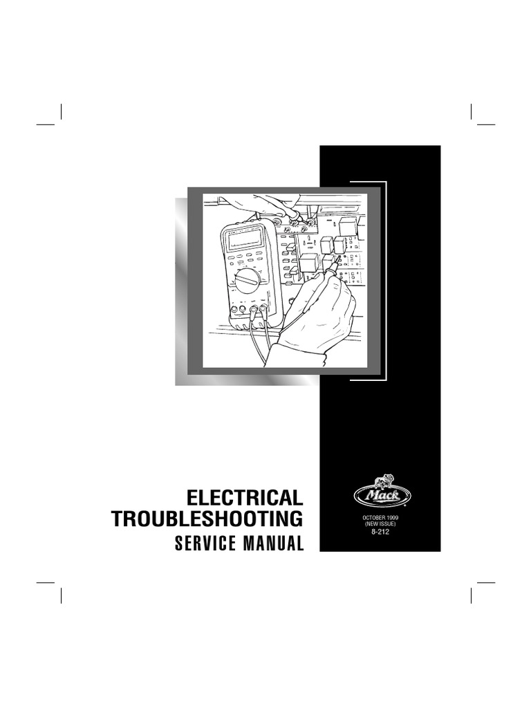 Mack Electronic Diagnostics & Troubleshooting, 8-212 | Series And