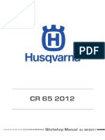 Repair Manual Husqvarna CR 65 2012