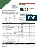 SPB-2026Z Green Datasheet