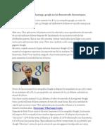 Ninguna Compra Es Whastapp, Google No Ha Demostrado Desventajosa