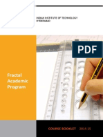 Fract Aacademic Course Booklet