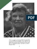 Margaret Mead - Children and Edith Cobb