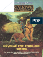 TSR 1043 the City of Greyhawk