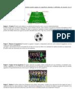 las 17 Reglas Del Futbol