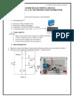Laboratorios de Electrónica Digital 2015b