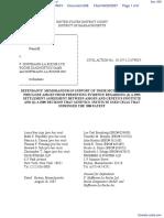Amgen Inc. v. F. Hoffmann-LaRoche LTD et al - Document No. 838
