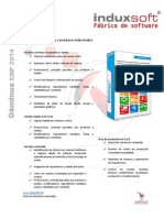 Data Sheet Déminus ERP 2014