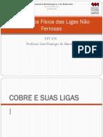 4 Metalurgia Física Das Ligas Não Ferrosas - Cobre I - 2013.2 (1)