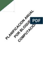 Planificacion Anual Por Bloques Computacion