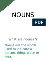 1 Noun
