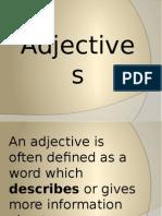 4 Adjectives