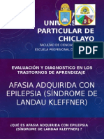 Universidad Particular de Chiclayo