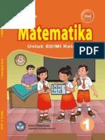 Kelas 1 - Matematika