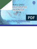 Buku Saku Indikator Iptek Indonesia 2014
