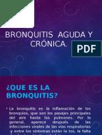 Bronquitis Aguda y Crónica._1