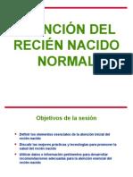 Atención Del Recién Nacido Normal