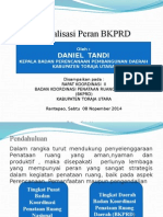 Optimal BKPRD