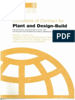 FIDIC_Plant and Design-Build