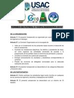 Bases Torneo Futbol 5