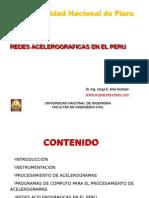 Redes Acelerograficas en el Peru Piura Julio 2015 C.pptx