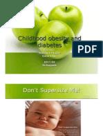 Childhood Obesity EP