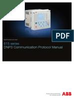 615 Series DNP3 Communication Protocol Manual_E