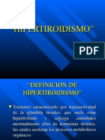 """HIPERTIROIDISMO"""