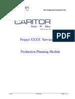 PP Configuration