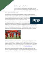 Fútbol Volverá a Ser Más Preocupado Por Facebook