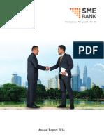 Annual Report 2014 - SME Bank