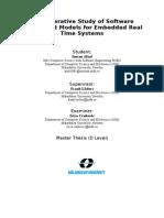 Embedded System Document