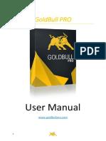 User Manual - GoldBullPro