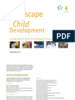 Landscape Child Development