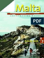 Bahrija Walk in Malta