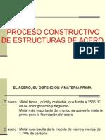 Proceso Constructivo de Estructuras de Acero