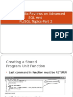 Synapseindia Reviews on Advanced SQL -Part 2