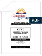 Ctet Exam coaching in Delhi, Janakpuri