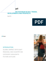 Apparel and Footwear in 2015 Trends Developments and Prospects