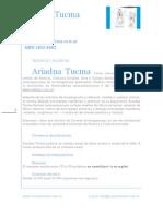 Normas Publicacion -Ariadna Tucma Revlatam