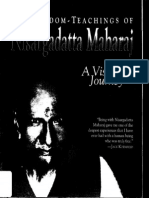 The Wisdom Teachings of Nisargadatta Maharaj-A Visual Journey