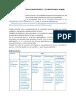 Actividad 3_ El Portafolio Electrónico y Su Importancia a Nivel Profesional - Documentos de Google