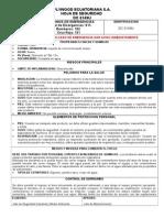 Hoja de Seguridad DC 6149U.doc