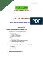 NSCI 280 Week 3 Quiz.doc