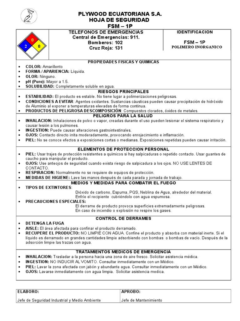 Hoja de Seguridad FSM-1P.doc