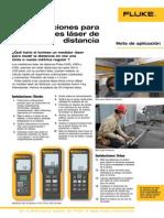 101 aplicaciones para medidores láser de distancia