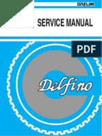 Delfino Service Manual