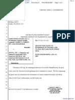 Omni Innovations LLC et al v. Apollo Group Inc et al - Document No. 4