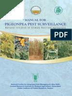 Manual for Pigeonpea Pest Surveillance